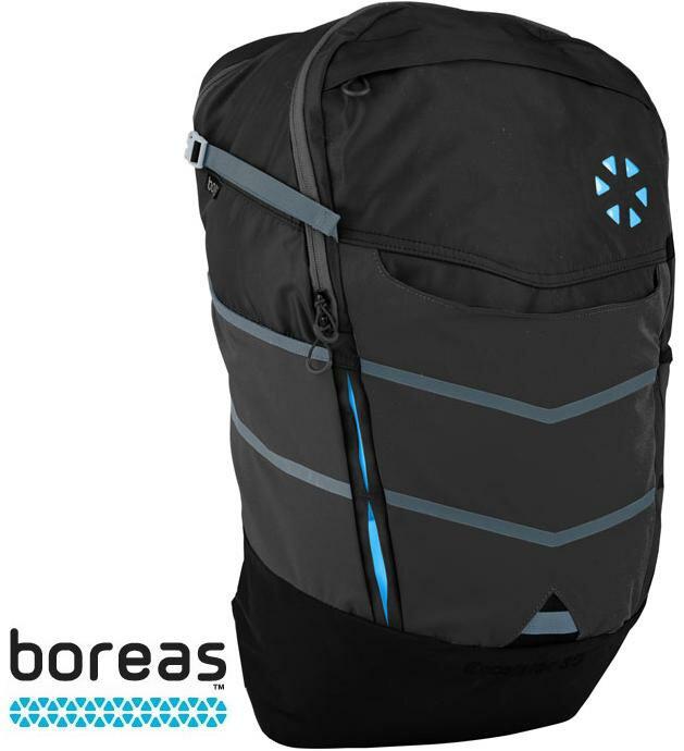 Boreas Excelsior 30 輕量登山背包/登山包 BO0181A 黑 台北山水