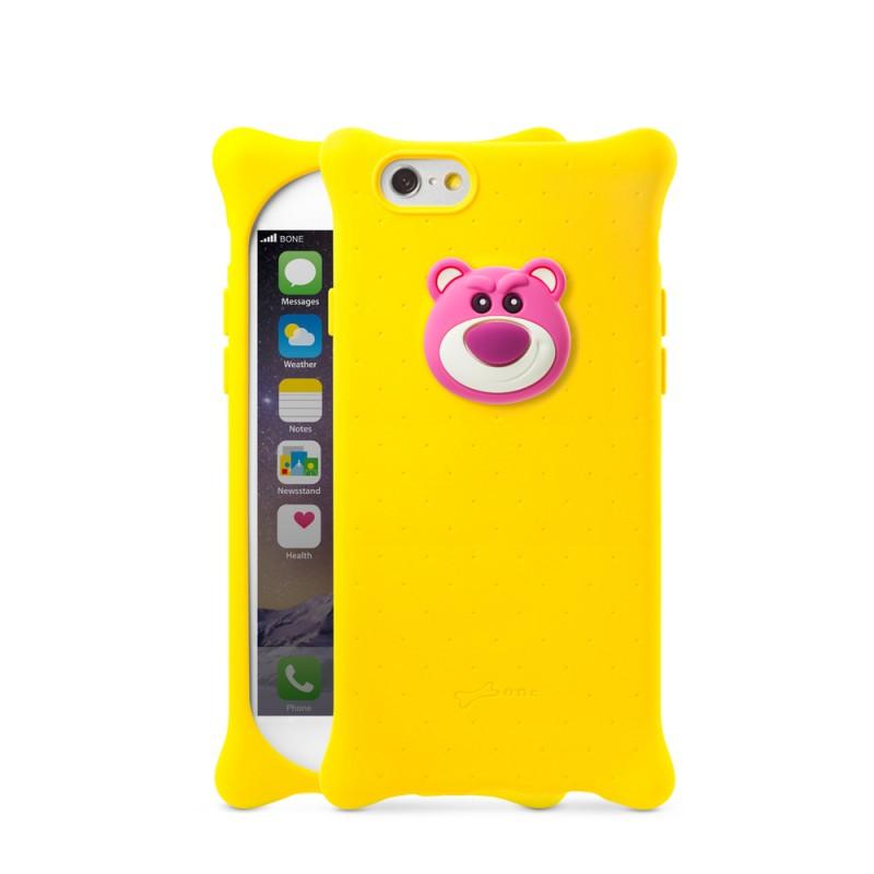 蘋果 iPhone  6 泡泡保護套-熊抱哥