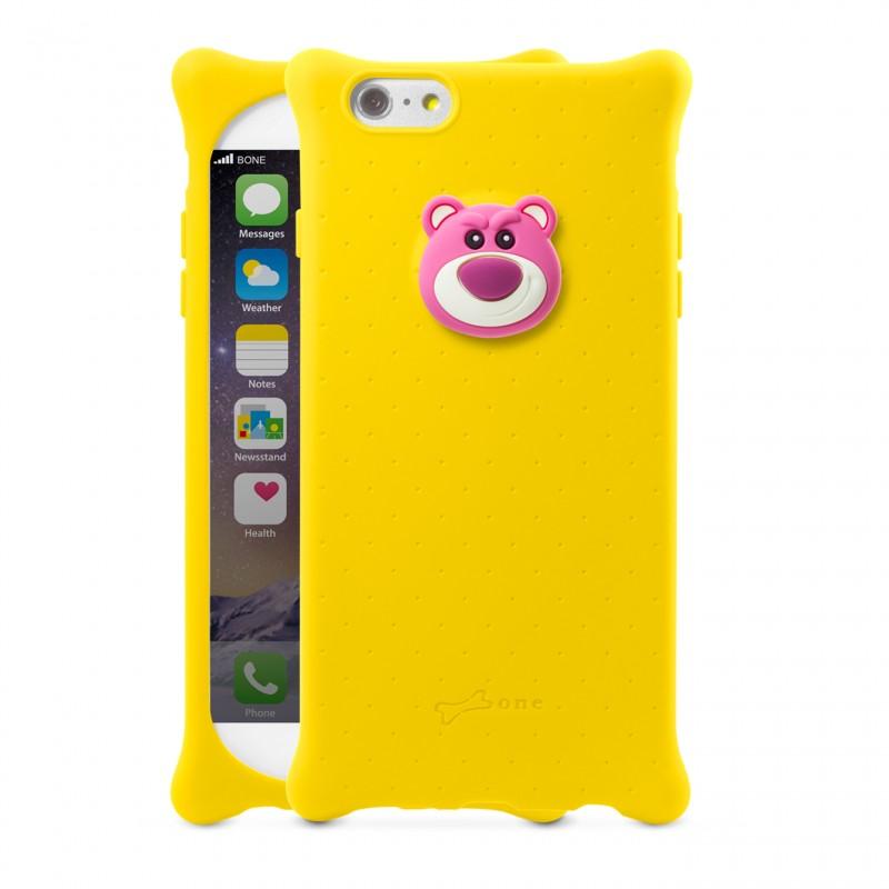 蘋果 iPhone  6 Plus 泡泡保護套-熊抱哥