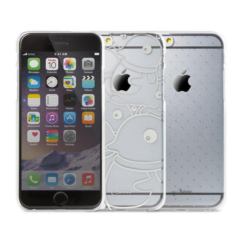 蘋果iPhone 6 彩繪背蓋保護殼 [企鵝 Maru]
