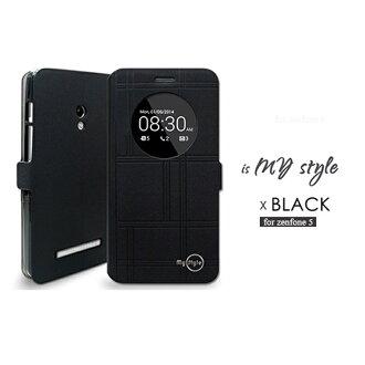 【清倉】華碩 ZenFone 5 A500CG MYstyle窗型感應測掀皮套 ASUS A501CG 保護套
