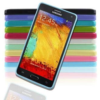 ☆三星 Note N7000 TPU邊框磨砂背殼 Samsung Note i9220 手機保護殼【清倉】