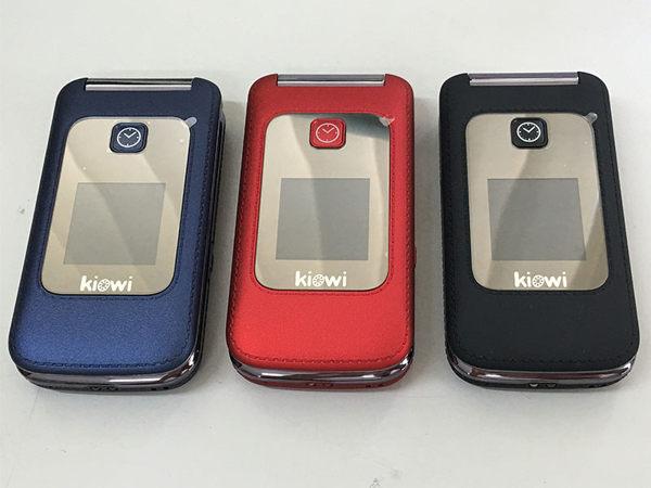 KiWi k28 Plus 雙卡雙待 摺疊 錄影 按鍵大 螢幕大 鈴聲大 來電顯示 孝親 老人機