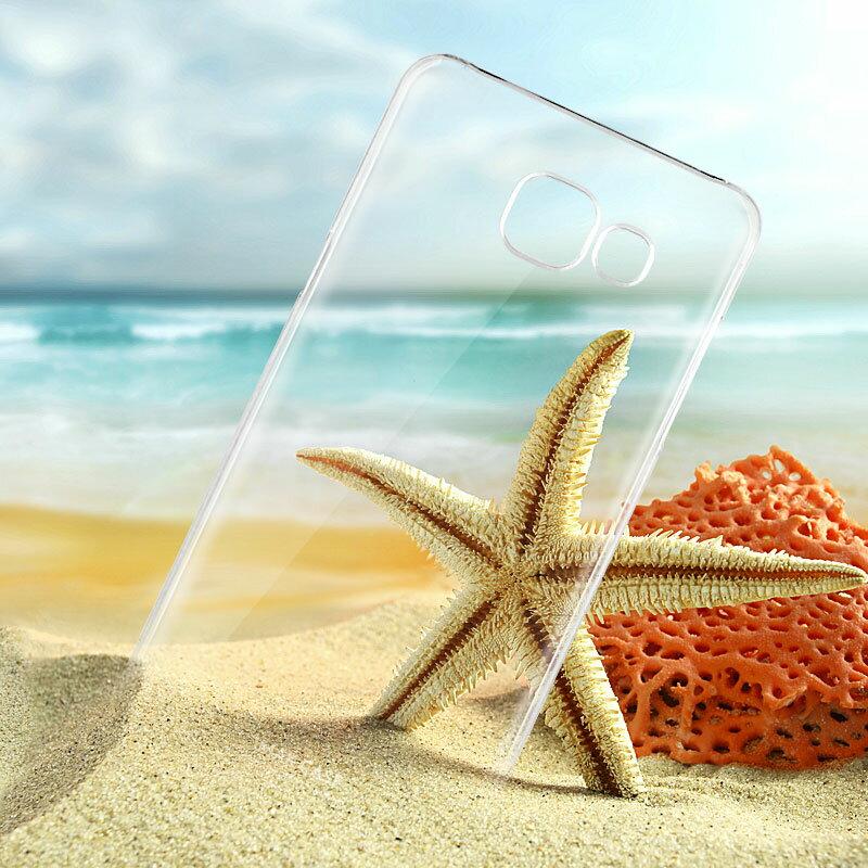 艾美克3C館 三星 A7|2016 艾美克羽翼二代水晶殼 imak Samsung Galaxy A710 透明保護殼 背蓋 DIY素材殼可貼鑽