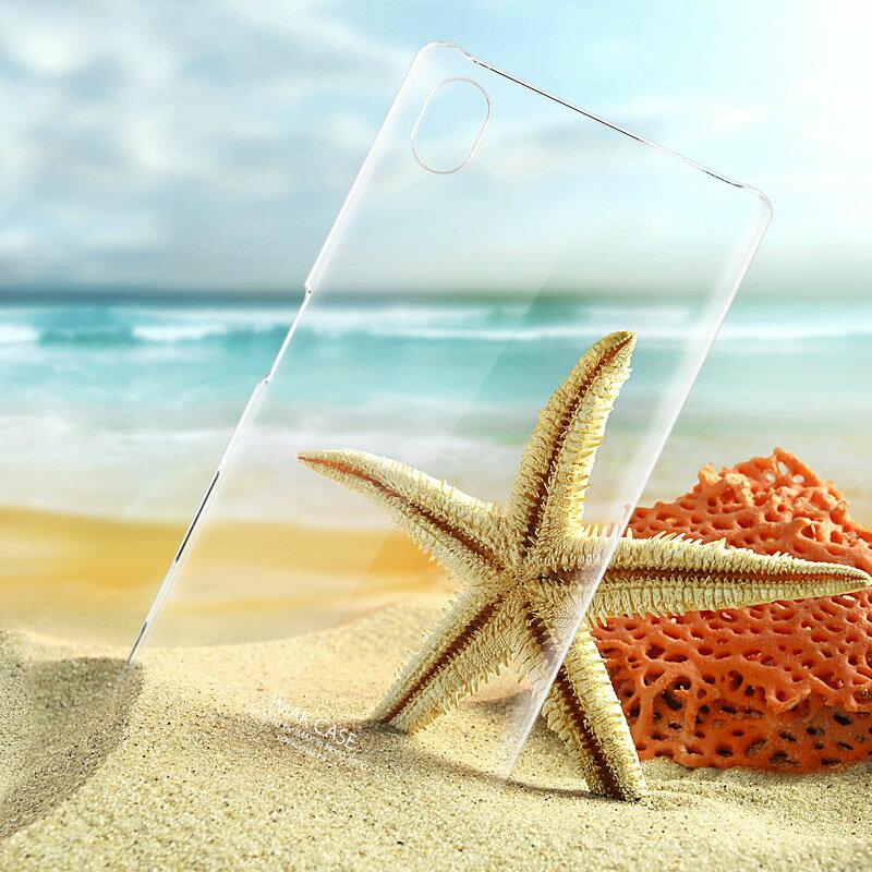 索尼 X_PS10 艾美克羽翼II耐磨版水晶殼 Imak Sony Xperia X 透明保護殼 透明殼素材可貼鑽