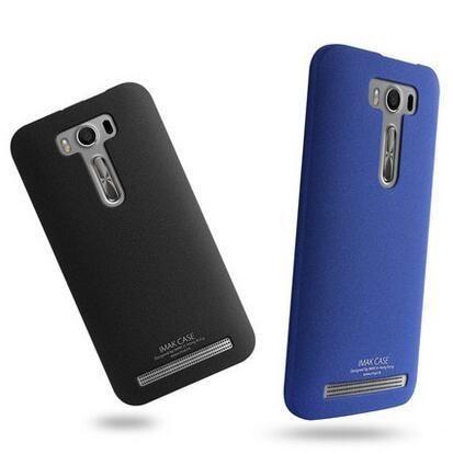 華碩Zenfon 2 Laser 5.0吋 外殼 艾美克IMAK簡約牛仔殼 ASUS ZE500KL 超薄背殼 硬殼【預購】