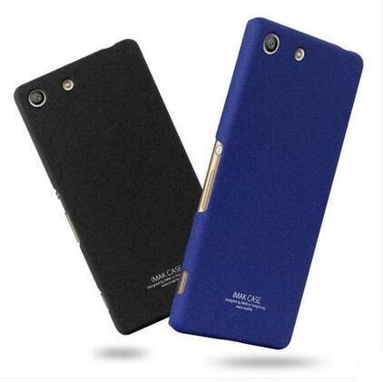 索尼 Xperia M5 外殼 艾美克IMAK簡約牛仔殼 Sony E5603 超薄背殼 硬殼【預購】
