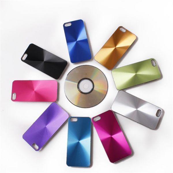 三星Galaxy S6 Edge 鐳射旋轉CD紋手機硬殼 Samsung G9250 金屬質感背殼新款潮流保護殼【預購】