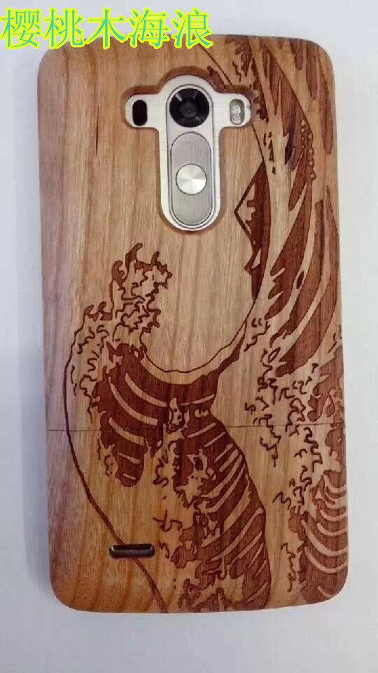 LG G3保護套 天然實木系列保護殼 樂金 G3 手機木質保護殼【預購】