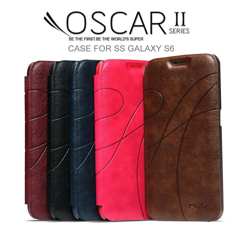 【清倉】三星 S6 G9200 卡來登域二系列皮套 Samsung S6 手機套 保護皮套