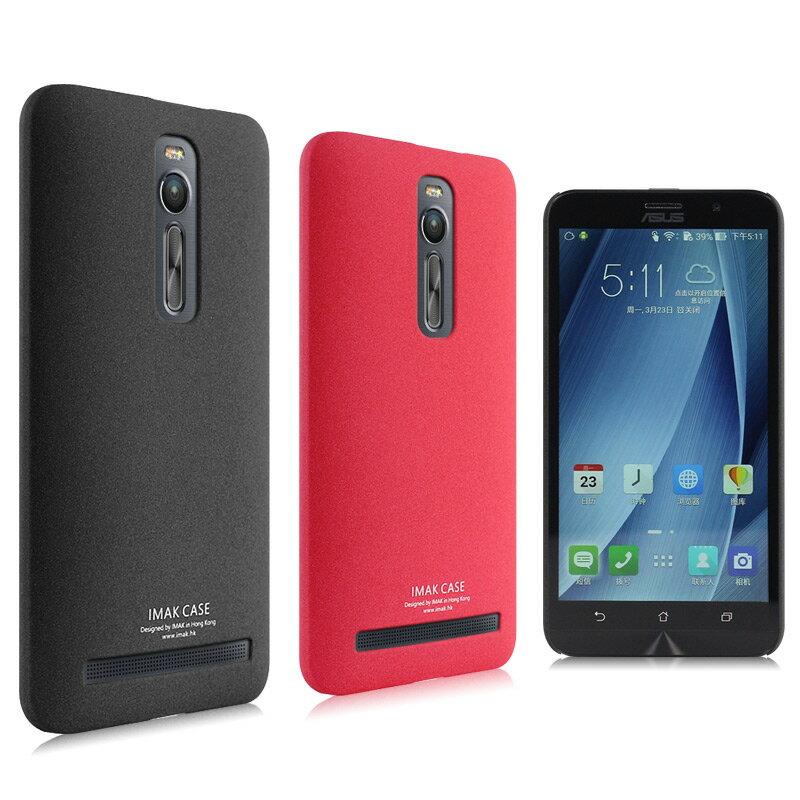 ~ ~ ASUS華碩Zenfone 2 5.5吋 艾美克IMAK簡約牛仔殼 ZE550ML