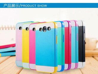 ☆三星Galaxy A5 5吋保護套 NX CASE諾訊拼色三合一手機殼 Samsung galaxy A5000手機套 時尚雙色保護殼