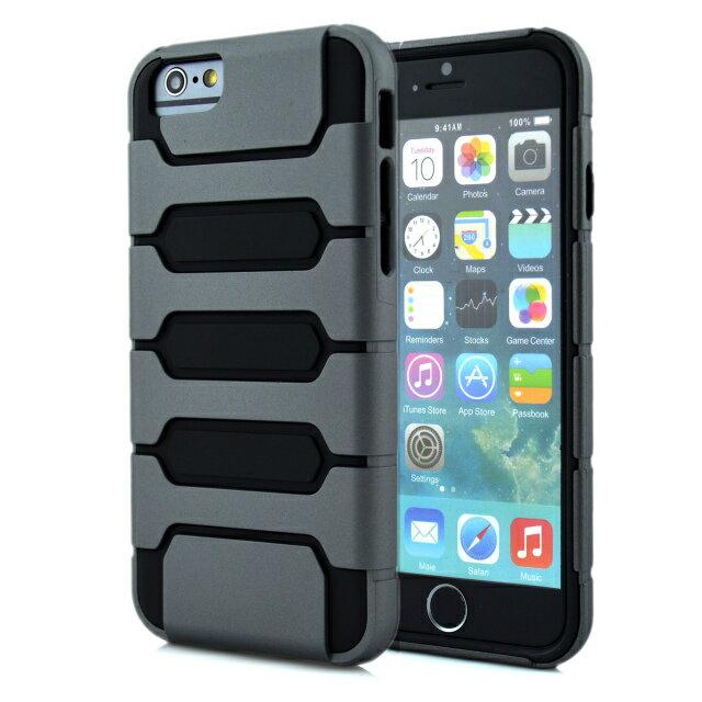 蘋果iPhone 6 puls 新款鎧甲戰士系列手機殼 防摔保護殼 Apple iPhone6 puls 5.5吋 防摔硬殼 支架保護殼