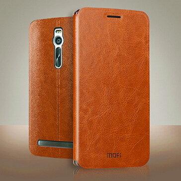 ASUS華碩 Zenfone 2 5.5吋手機保護套 莫凡睿系列二代 ZE550ML 支架皮套