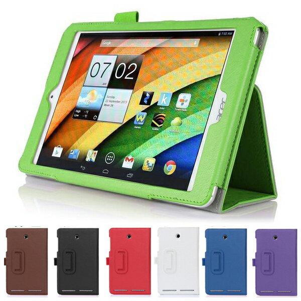 宏碁Acer A1-840FHD 保護套 文逸手托插卡平板皮套 保護皮套【預購】