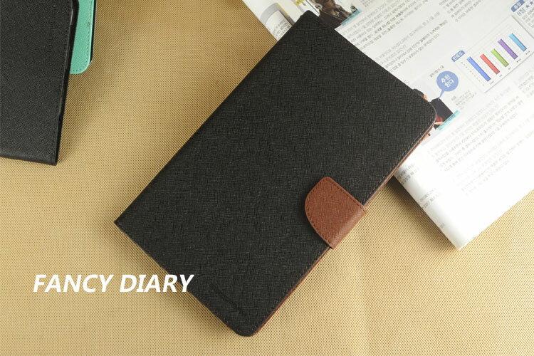 ☆三星Galaxy Tab Pro8.4 保護套 韓國MERCURY GOOSPERY 撞色支架平板皮套 T320 雙色皮套保護殼【清倉】