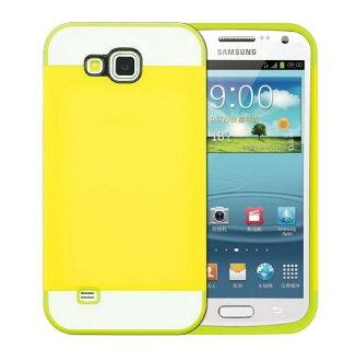 ☆三星 i9260 Galaxy Premier 手機硬殼 諾訊拼色三合一手機殼 NX CASE Samsung i9260 時尚雙色組合式保護殼