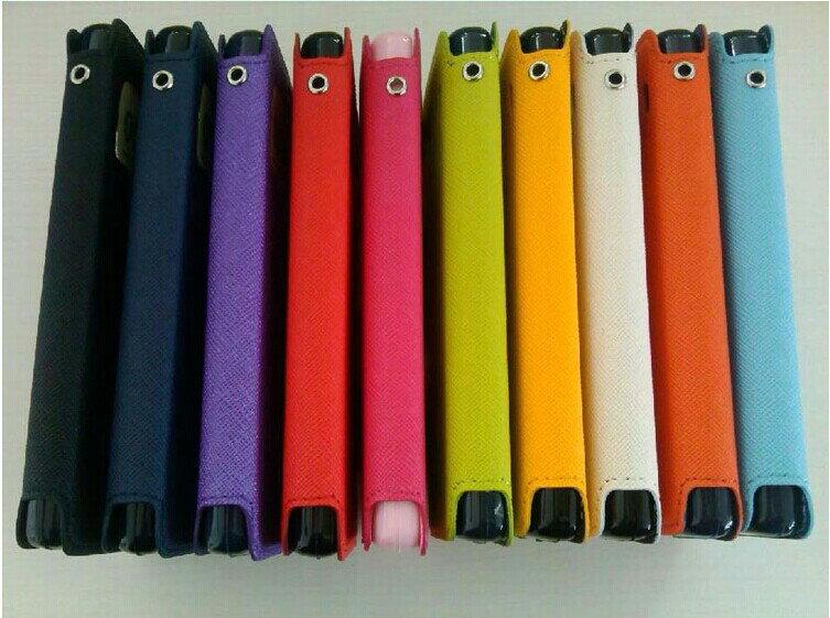 HTC One (時尚版E8) 保護套 韓國Roar 撞色開窗系列 手機皮套 宏達電HTC E8時尚版 支架保護殼