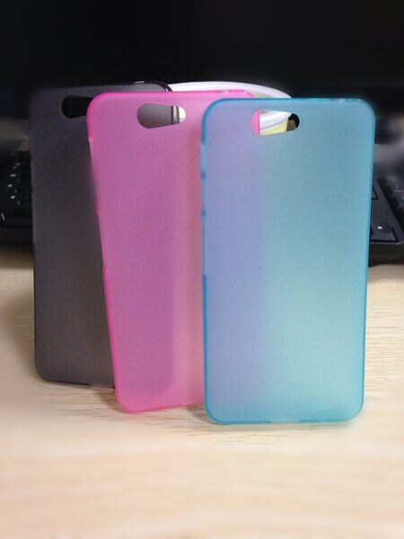 AUSU華碩 PadFone Infinity A86 A80 手機保護套 超薄後殼 彩色布丁套 華碩 A86 A80 清水套 軟背殼