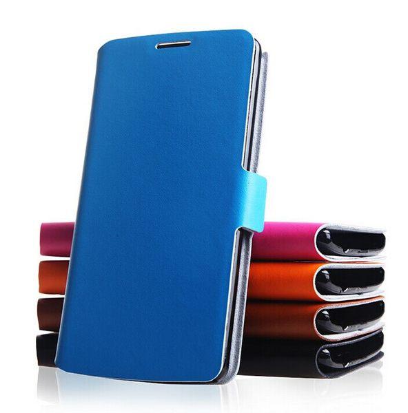 LG G3保護套 真皮世家真皮左右開皮套 lg g3支架插卡保護套【預購】