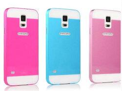 ☆三星 Note 4 N9100 金屬邊框+壓克力背板二合一 Samsung N9100 PC背蓋 保護殼【清倉】