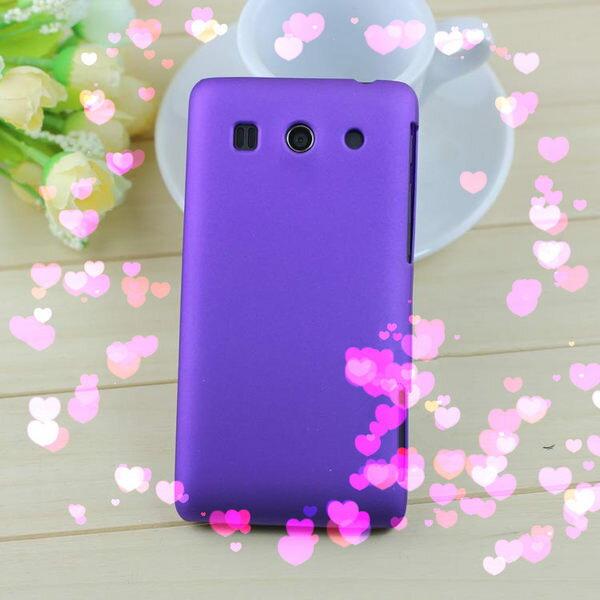 華為G520 磨砂彩殼 背殼 手機外殼 華為G525手機保護殼【預購品】