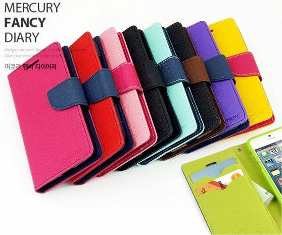三星Galaxy Tab 2(7.0)P3100平板保護套 韓國MERCURY GOOSPERY雙色皮套 Samsung P3100 撞色支架插卡皮套