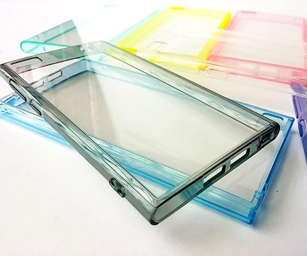 【清倉】小米 3 糖果色自帶防塵塞軟邊透明殼 Xiaomi 3 果凍套 清水套 透明保護殼保護套
