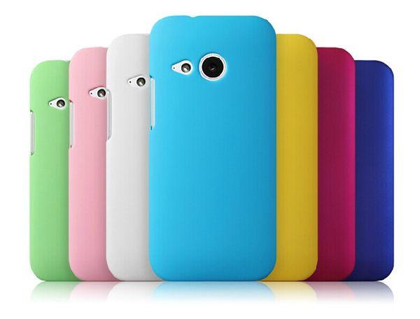 HTC One Mini 2 ^(M8 mini 小M8^) 磨砂彩殼 背殼 手機外殼 硬