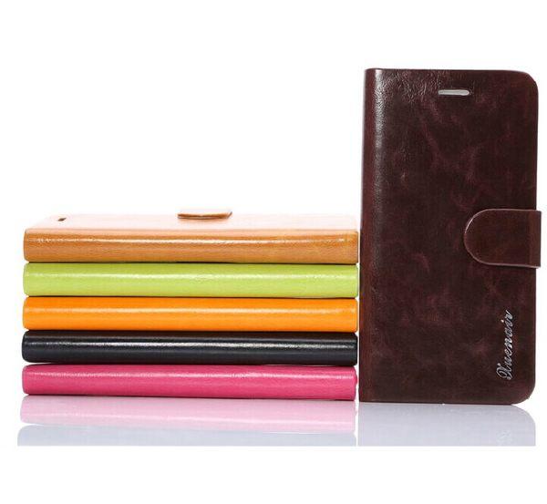 蘋果iPhone6 4.7吋 雪奈兒雅仕油蠟系列真皮皮套 支架皮套 APPLE iPhone 6 手機保護套【預購】