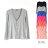棉質外套  糖果色V領鈕釦長袖外套【MZKS1515】 BOBI  03/31 - 限時優惠好康折扣