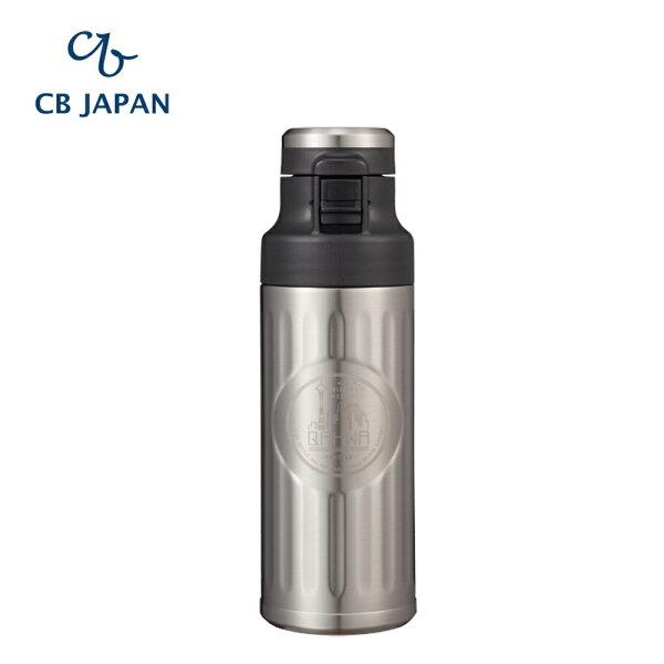 CBJapanQahwa第三波彈蓋式咖啡專用保冷保溫瓶-440ml