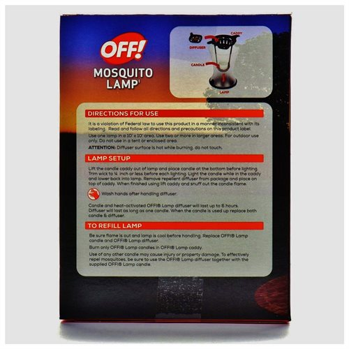 OFF! Mosquito Lamp 1