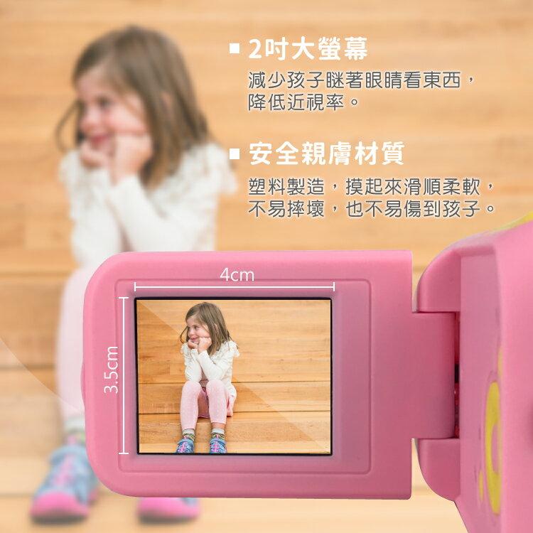 【兒童攝影培訓!馬卡龍攝影相機】迷你兒童相機 兒童照相機 迷你相機 玩具相機 數位相機 兒童玩具 兒童禮物 玩具 兒童 6