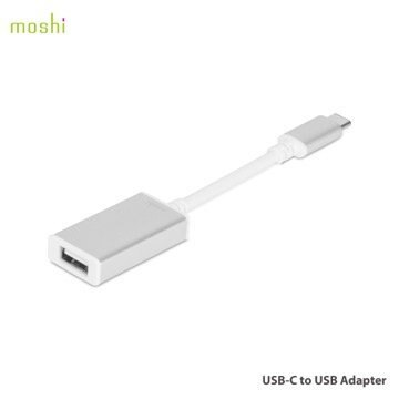Moshi USB-C to USB 轉接線 適用 12吋 Macbook