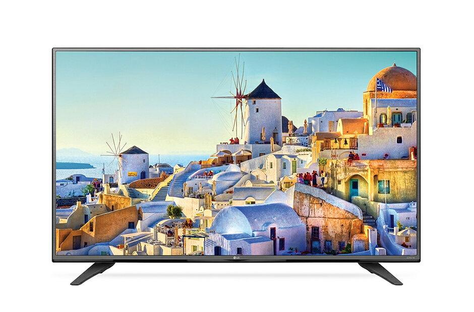 LG UHD 4K電視
