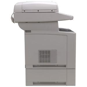 HP LaserJet M3035XS Laser Multifunction Printer - Monochrome - Plain Paper Print - Floor Standing - Copier/Fax/Printer/Scanner - 35 ppm Mono Print - 1200 x 1200 dpi Print - Automatic Duplex Print - 35 cpm Mono Copy - 1 x Input Tray 500 Sheet, 1 x Multipur 4