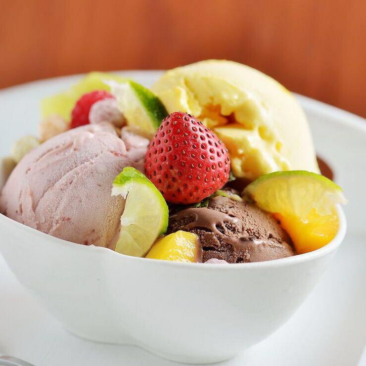新鮮水果牛奶冰淇淋6盒組
