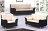 【MSL】英式簡約皮面沙發組 - 限時優惠好康折扣