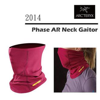 始祖鳥 ARC'TERYX 加拿大 | Phase AR Neck Galtor保暖頸圍 圍巾 口罩-覆盆子紅 | 秀山莊(12922)