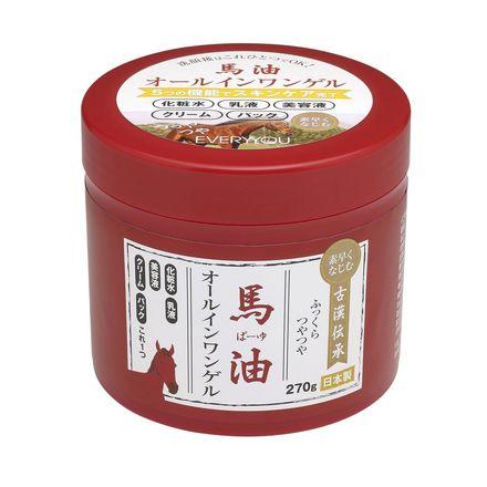 【晨光】日本製馬油五合一保濕乳液270g(291522)【現貨】