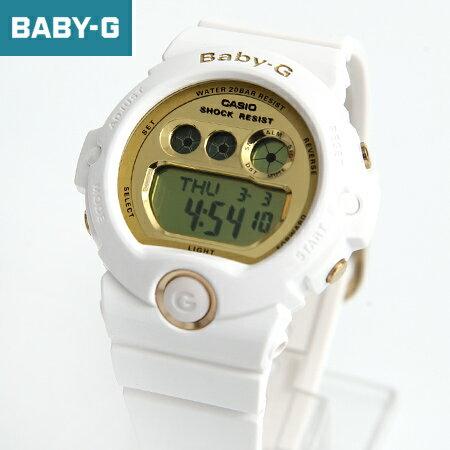 Baby-G 白金運動電子手錶 柒彩年代【NECB15】casio BG-6901-7DR