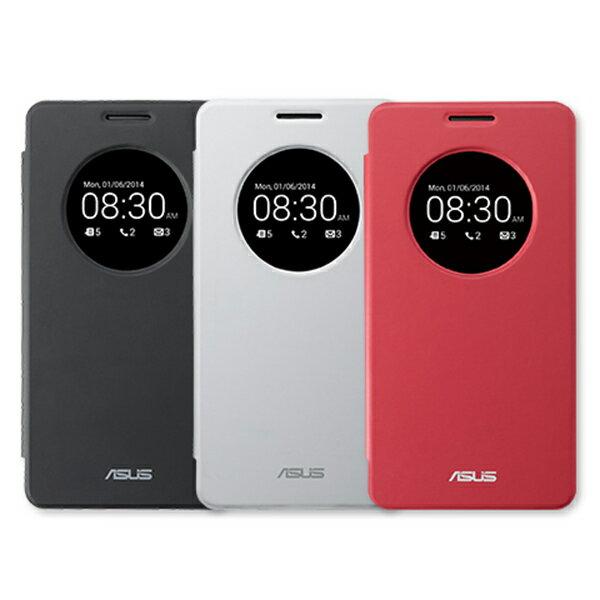 【贈手機擦拭布】ASUS 華碩 ZenFone 5 A500CG/A501CG/A500KL原廠智慧透視皮套 【葳豐數位商城】
