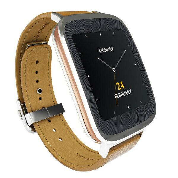 华硕 ASUS ZenWatch 智慧手表 WI500Q 内建4GB 四核心【葳丰数码商城】