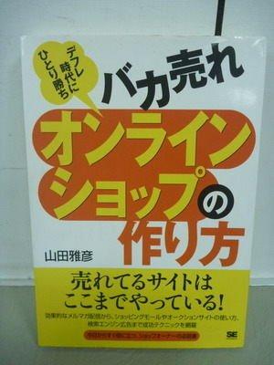 【書寶二手書T2/原文書_MSF】大熱賣暢銷_ 網路商店的做法_山田雅彥