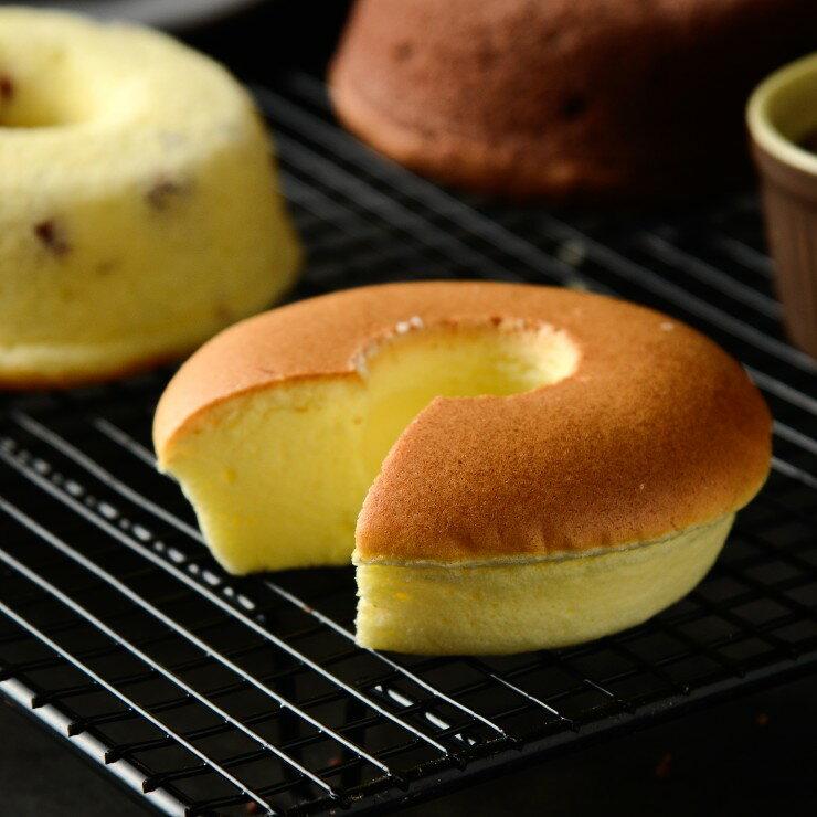 輕乳酪甜甜圈蛋糕 6入|高雄伴手禮名店|彌月蛋糕首選|食尚玩家推薦 | 柔軟滑順不加一滴水製作 團購美食
