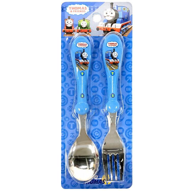 韓國製 湯瑪士 不鏽鋼 隔熱 餐具組 湯匙叉子 兒童餐具 環保餐具 方便攜帶 韓國進口正版 702139