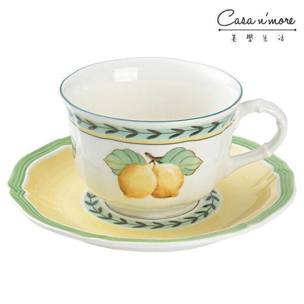 Villeroy&Boch唯寶FrenchGarden法國田園系列花茶杯盤組茶杯咖啡杯點心盤