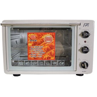 尚朋堂21公升專業用雙溫控烤箱(SO-3211)
