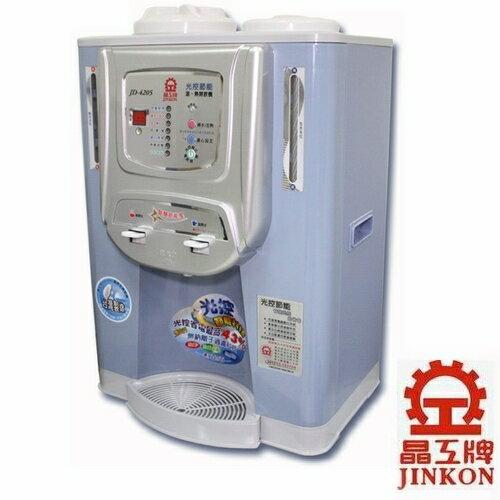 晶工牌節能光控智慧溫熱開飲機 (JD-4205)